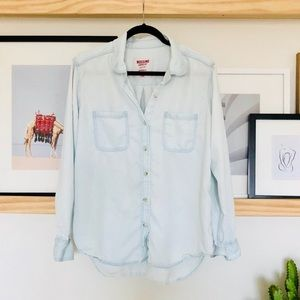 Relaxed Button Down